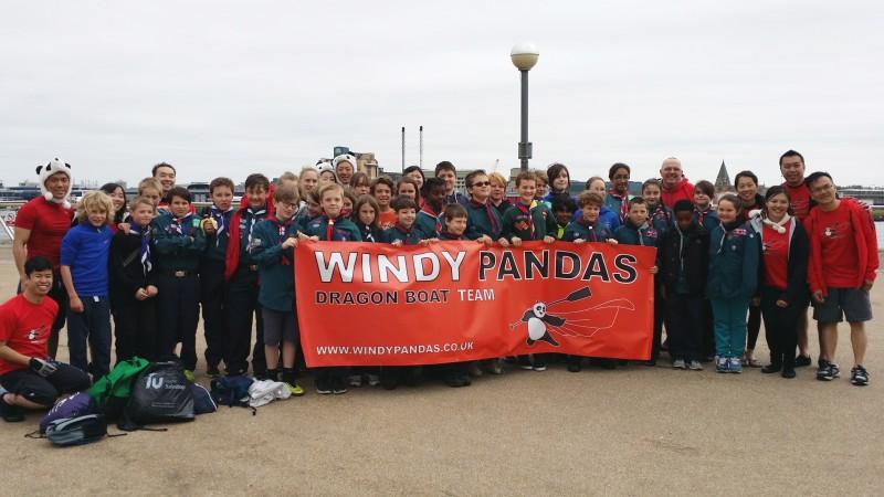 panda scouts